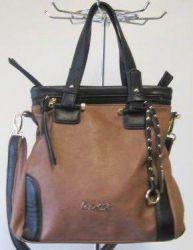 сумка LORETTA 1836-kakao-shokolad сумка женская в интернет магазине DESSA