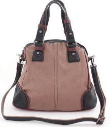 сумка LORETTA 8443-orekh-vishnia-chernyi сумка женская в интернет магазине DESSA