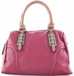 сумка LORETTA 9013-vishnia-kakao сумка женская в интернет магазине DESSA