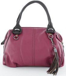сумка LORETTA 8337-multi-vishnia-shokolad сумка женская в интернет магазине DESSA