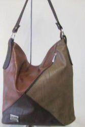сумка SALOMEA 542-multi-kakao-shokolad сумка женская в интернет магазине DESSA