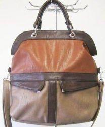 сумка SALOMEA 865-multi-kakao-shokolad сумка женская в интернет магазине DESSA