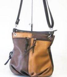 сумка SALOMEA 711-multi-imbir сумка женская в интернет магазине DESSA