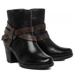 ботильоны JANA 25317-21-001 обувь женская в интернет магазине DESSA