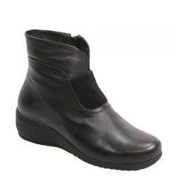 ботинки ASCALINI DZ5029BK обувь женская в интернет магазине DESSA