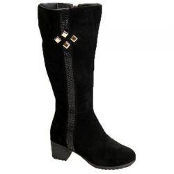 сапоги ASCALINI CZ11264BF обувь женская в интернет магазине DESSA