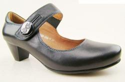 туфли ASCALINI T4487BK обувь женская в интернет магазине DESSA