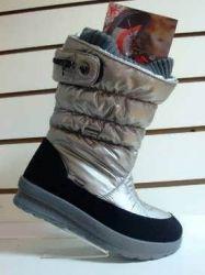 сапоги ALMITE 58402-93918 обувь женская в интернет магазине DESSA