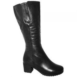 сапоги ASCALINI CE14562 обувь женская в интернет магазине DESSA