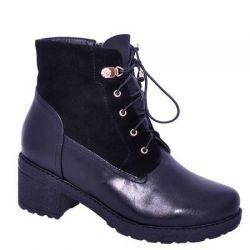 ботинки ASCALINI DZL11425BFK обувь женская в интернет магазине DESSA