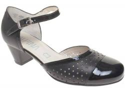 туфли ALPINA 8X23-12 обувь женская в интернет магазине DESSA
