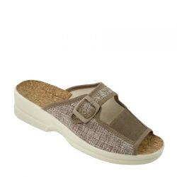 шлепанцы ADANEX 16692 обувь женская в интернет магазине DESSA