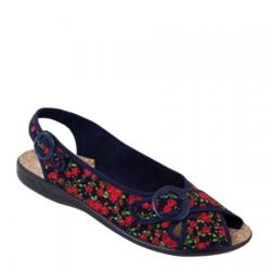 босоножки ADANEX 19063 обувь женская в интернет магазине DESSA
