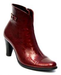 ботильоны AGAT 831-redlak обувь женская в интернет магазине DESSA