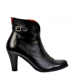 ботильоны AGAT 831-blacklak обувь женская в интернет магазине DESSA