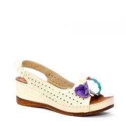 туфли открытые ASCALINI R3876 обувь женская в интернет магазине DESSA