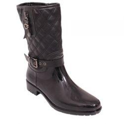 сапоги резиновые E&A EE781 обувь женская в интернет магазине DESSA