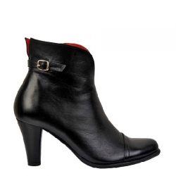 ботильоны AGAT 831b-chernyi обувь женская в интернет магазине DESSA