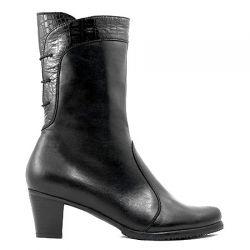 полусапоги AGAT 479b обувь женская в интернет магазине DESSA