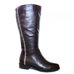 сапоги ASCALINI W16810 обувь женская в интернет магазине DESSA