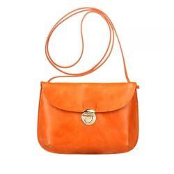клатч ALEXANDER-TS W0017-Orange сумка женская в интернет магазине DESSA