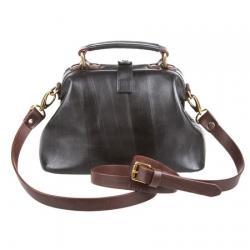 сумка ALEXANDER-TS W0013-BlackBrown сумка женская в интернет магазине DESSA