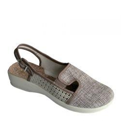 босоножки ADANEX 9513 обувь женская в интернет магазине DESSA
