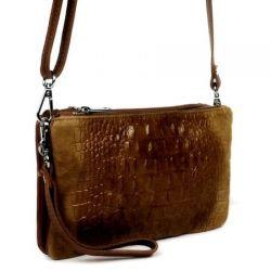 сумка GENUINE-LEATHER 9618 сумка женская в интернет магазине DESSA