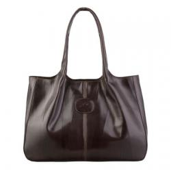 сумка ALEXANDER-TS W0032-Brown сумка женская в интернет магазине DESSA