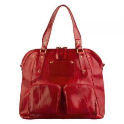 сумка ALEXANDER-TS W0033-Red сумка женская в интернет магазине DESSA