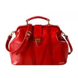 сумка ALEXANDER-TS W0023-Red сумка женская в интернет магазине DESSA