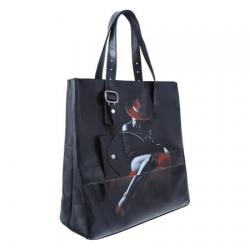 сумка ALEXANDER-TS Lady-in-Red сумка женская в интернет магазине DESSA