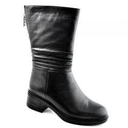 полусапоги MAKFINE 57-91-01AMK обувь женская в интернет магазине DESSA