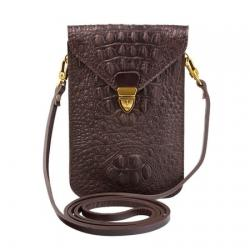 клатч ALEXANDER-TS SW10-Brown-Kayman1 сумка женская в интернет магазине DESSA
