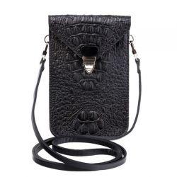клатч ALEXANDER-TS SW10-Black-Kayman1 сумка женская в интернет магазине DESSA