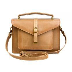 сумка ALEXANDER-TS W0034-Dark-Beige сумка женская в интернет магазине DESSA