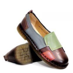 туфли MADELLA XUS-91306-1Y-KT обувь женская в интернет магазине DESSA