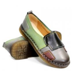 туфли MADELLA XUS-91306-1S-KT обувь женская в интернет магазине DESSA