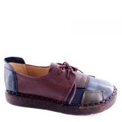 полуботинки MADELLA XUS-92947-2C-KT обувь женская в интернет магазине DESSA