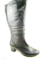 сапоги ASCALINI C5148BK обувь женская в интернет магазине DESSA