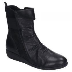 полусапоги MANITU 99417-1 обувь женская в интернет магазине DESSA