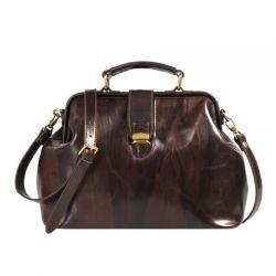 сумка ALEXANDER-TS W0023_Brown сумка женская в интернет магазине DESSA