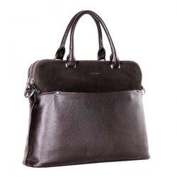 сумка Velina-Fabbiano 552224AA-coffee сумка женская в интернет магазине DESSA
