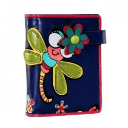кошелёк D-S 3006-1-blue аксессуары в интернет магазине DESSA
