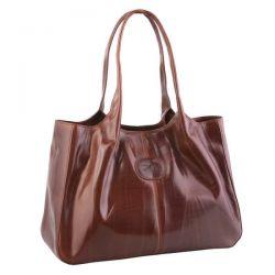 сумка ALEXANDER-TS W0032-Cognac сумка женская в интернет магазине DESSA
