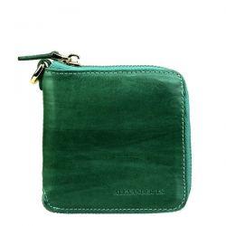 кошелёк ALEXANDER-TS PR0016-Green аксессуары в интернет магазине DESSA