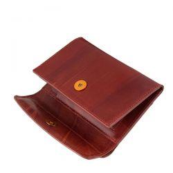 кошелёк ALEXANDER-TS KH002-Cognac аксессуары в интернет магазине DESSA