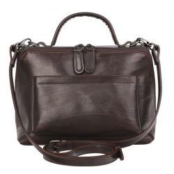 сумка ALEXANDER-TS W0038-Brown сумка женская в интернет магазине DESSA