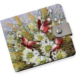 кошелёк MAXAON PRS80565-babochki-svety аксессуары в интернет магазине DESSA
