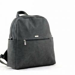 рюкзак SALOMEA 353-flok-grey-black сумка женская в интернет магазине DESSA